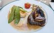 canvas print picture - Foie gras poêlé