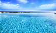 Obrazy na płótnie, fototapety, zdjęcia, fotoobrazy drukowane : Beautiful view from swimming pool