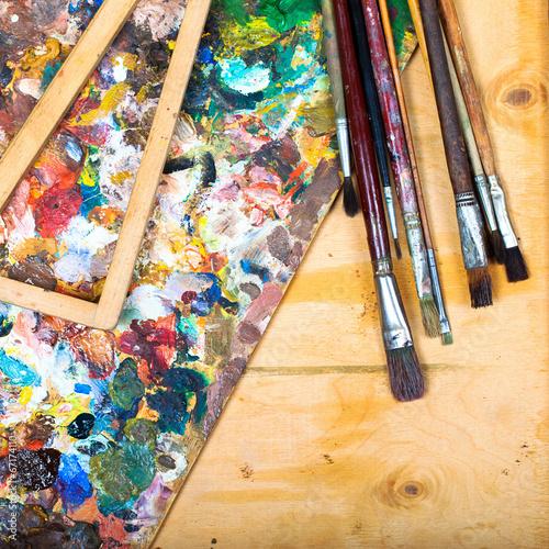 artistic hobby