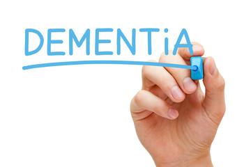 Dementia Blue Marker
