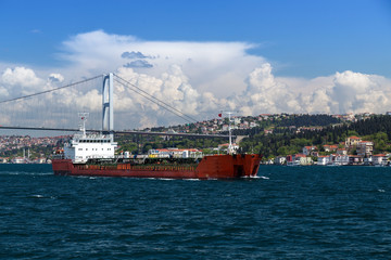 Bosporus, Turkey.