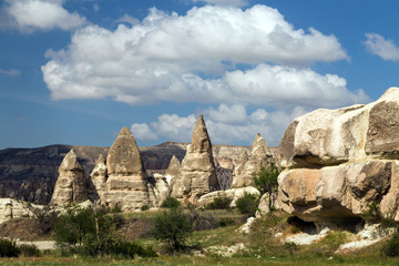 Goreme Open Air Museum, Turkey