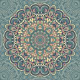 Flower Mandala. Abstract element for design - 67178554