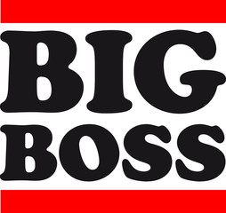 Big Boss Logo
