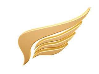 golden wing symbol