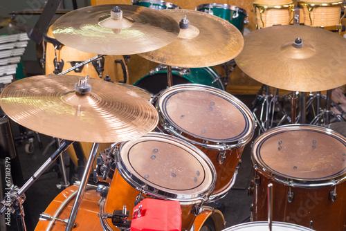 Drum kit - 67182579