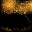 Obrazy na płótnie, fototapety, zdjęcia, fotoobrazy drukowane : Fireworks
