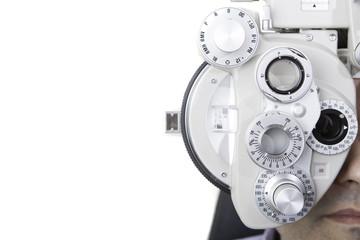 optical phoropter