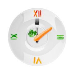 Healthy food concept