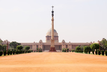 Indian presidental palace