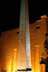 Obelisk in Luxor