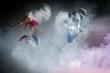 Leinwandbild Motiv Danse moderne