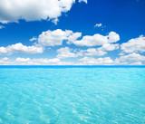 Fototapety beautiful beach and tropical sea