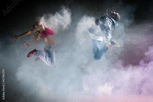 Poster Danse moderne