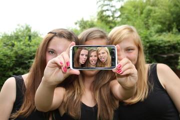 Handyfoto Mädchen