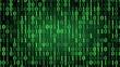 green binary digital code loop