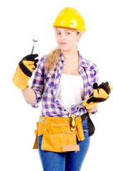 female constructor