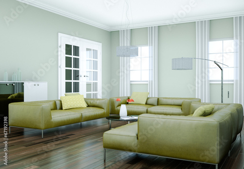 canvas print picture modern Apartment Interior Design