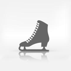 Skate web icon