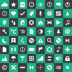 Icon set template