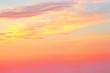 Leinwanddruck Bild - Tropical sunset background