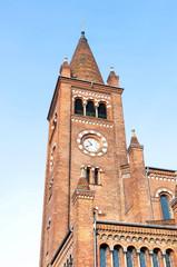 Saint Paul church in Copenhagen Denmark