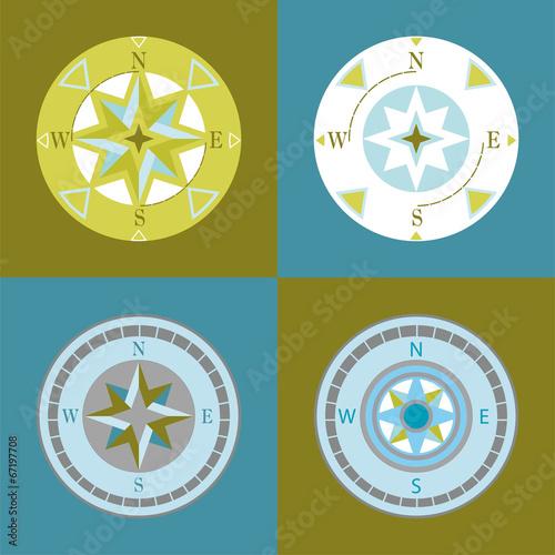 set of compasses - 67197708