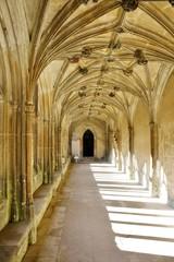 教会の回廊