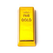 Gold bar or ingot - 67198708