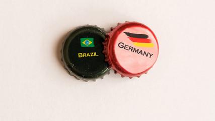 Halbfinale Deutschland - Brasilien 2014