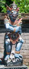 Balinese god statue