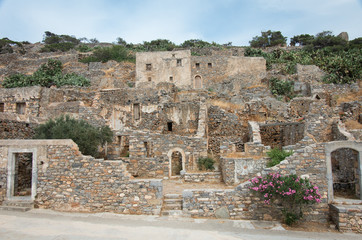 Spinalonga Fortress, Crete - Greece