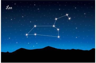 Constellation Leo