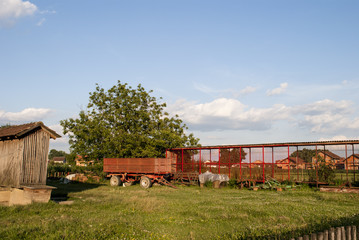 Barn, Trailer & More