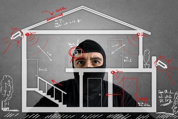 Thief apartment