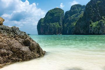 Maya bay Phi Phi Leh island