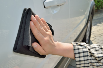 Car care - Car polishing