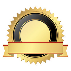 vector template seal of quality