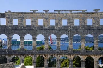 Pula - Amphittheater