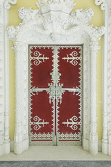 Door in sintra palace