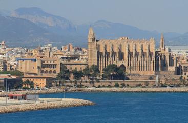 Cathedral. Palma-de-Majorca, Spain