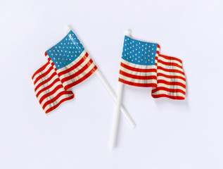 American Flag Party Favors