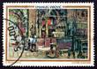 Postage stamp Yugoslavia 1973 St. Duja, by Emanuel Vidovic