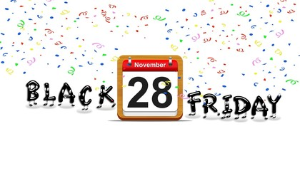 Black Friday 2014, November 28.