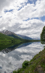 Seward Highway Reflections 2