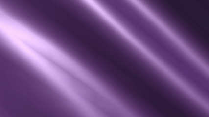 Looping animated shiny plum colored cloth.