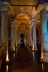 The Basilica Cistern, Istanbul