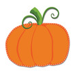 pumpkin isolated - 67220727