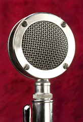 Old Microphone.