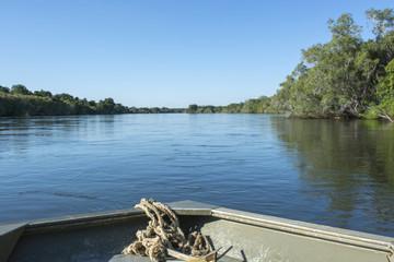 fiume Zambesi